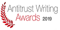 2019 yılı Antitrust Writing Awards